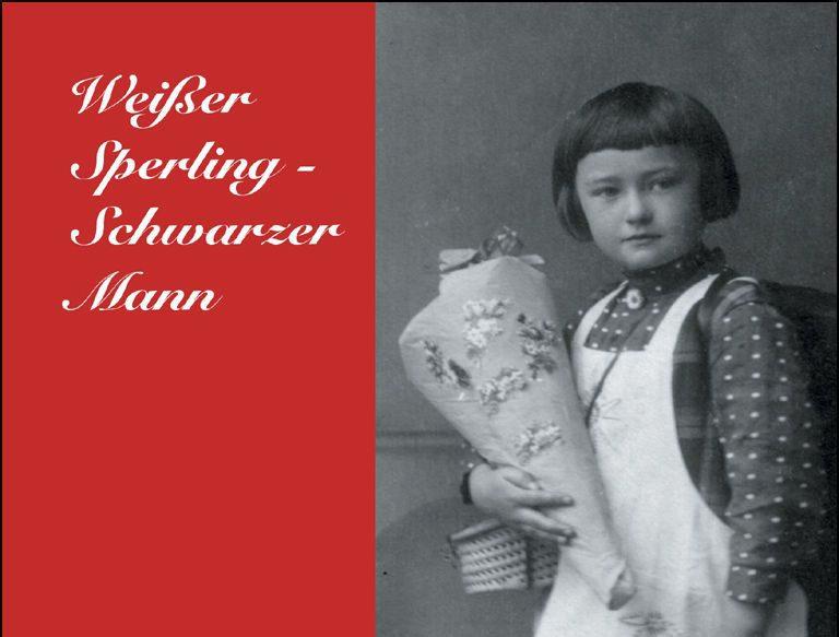 """Des Buche """"Weißer Sperling - Schwarzer Mann"""""""
